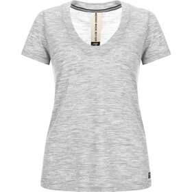 super.natural City T-Shirt Damen ash melange
